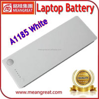 Rechargeable Battery A1185 White for Macbook
