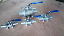 Extension Stem Ball Valve
