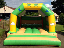 Creative Cartoon Style cheap used commercial inflatable bouncers for sale