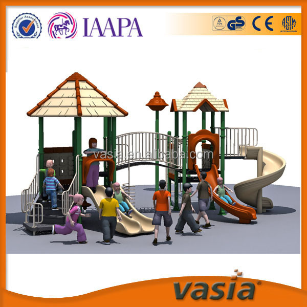 Wenzhou Gold Supplier Assessed supplier new popular outdoor playground equipment