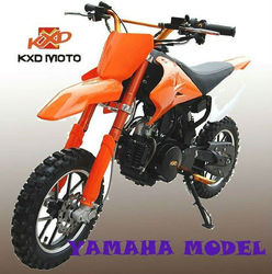 50cc/110cc dirt bike CE 4 stoke kick start
