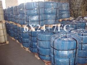 Steel Wire Rope for Bunding 6X24+7FC