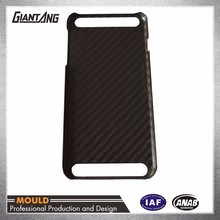Custom Ultra Lightweight Carbon Fiber Personalize Lady Beautiful Mobile Phone Cover