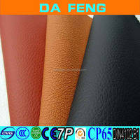 Wholesale price good quality car seat cover leather, leather material for making seat cover