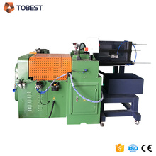 automatic anchor bolt making machine thread rolling machine TB-25S