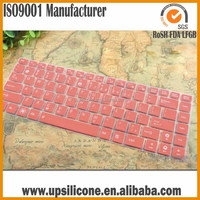 glow in the dark keyboard cover colored rubber laptop keyboard covers