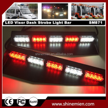 40 LED EMS EMT Fire Truck Vehicle Strobe Warning Interior Visor LED Lightbar