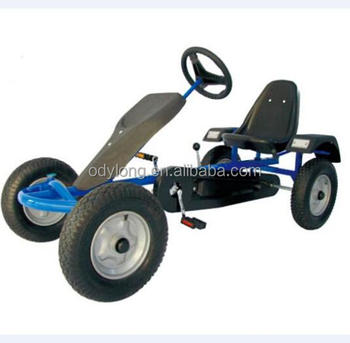 cheap adult adult one seat pedal go kart F160A