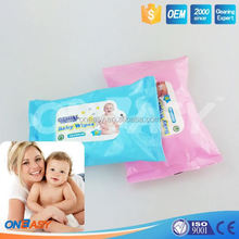 72cts baby wipes food grade ingredients wet wipes