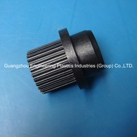 Small machinery parts precision CNC machining hobbing gears