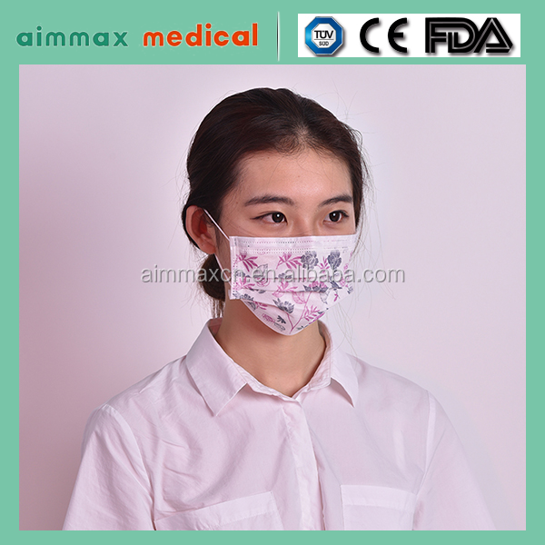 3ply Non woven medical/Surgeon disposable Face Mask/Health and Medical Product Disposable Nonwoven 3ply Face Mask, Mouth Cover