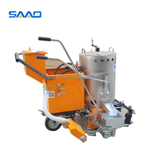 Walk behind Hot Melt Thermoplastic Road Marking Paint Kneading Machine(SHX-36)