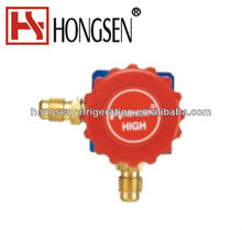 air conditioner and Refrigerant one-way manifold without gauge HS-468