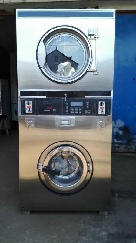 coin wash machine