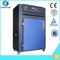 Laboratory high precision electric powder coating oven
