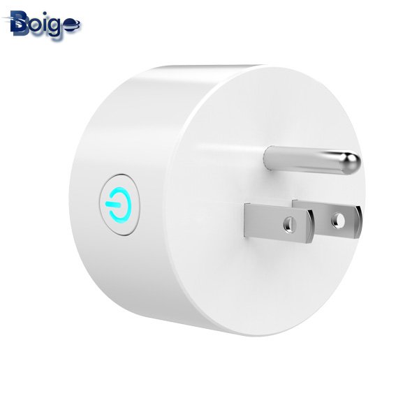 Support Google Home/Alexa Echo Smart Home Factory Price Wifi Socket