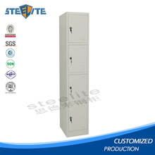 Good quality knock down metal clothes locker gym furniture steel locker