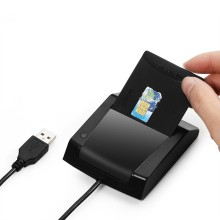Newest Customized Smart ATM Credit card reader & ID Card Reader
