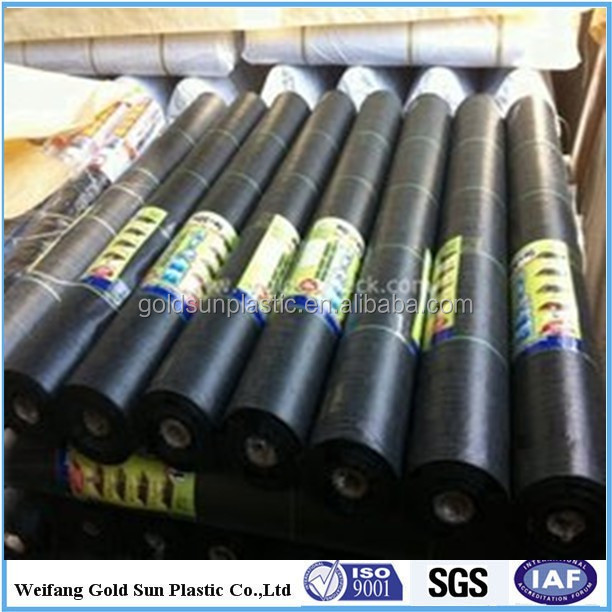weed control ground cover membrane 1mx10m Economical product