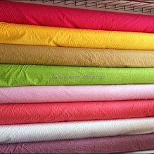Home Textile 100%cotton satin stripe fabric for hotel
