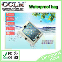 wholesale price waterproof bag for ipad for samsung tab