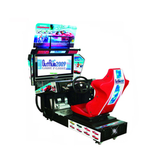 Indoor Amusement outrun car racing Video Simulator Arcade Game Machine For Game Shop Game Center Shopping Mall