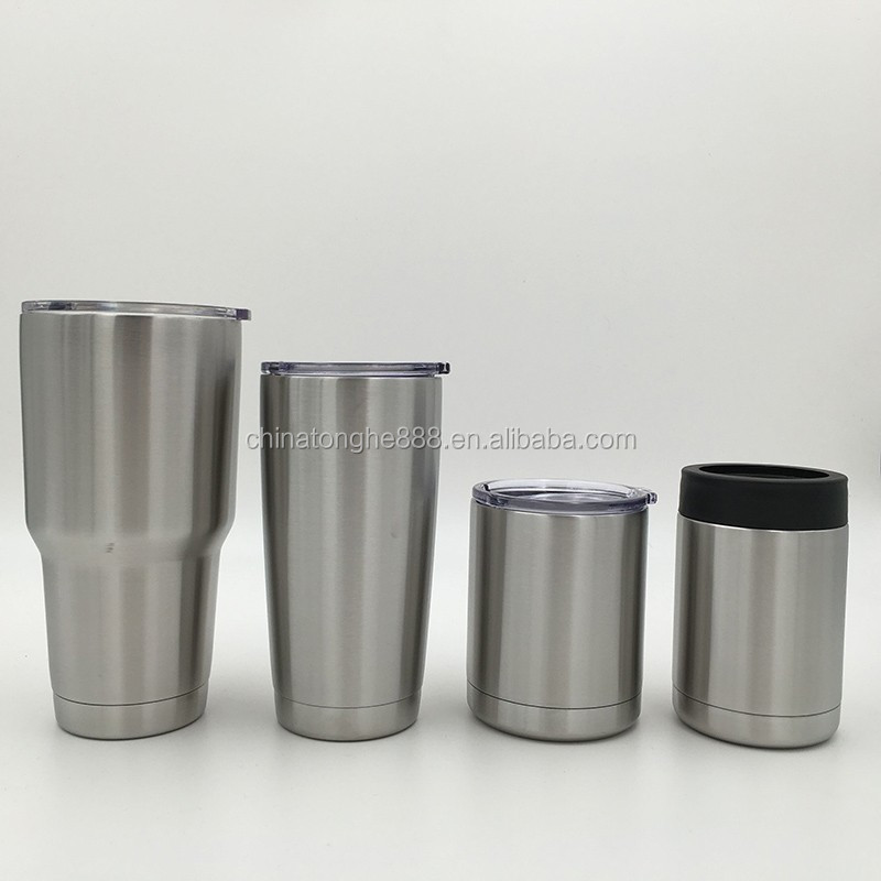 Double Wall Stainless Steel Insulated Tumbler Cup