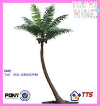 SJW0010 home garden decorative artificial tree, artificial coconut tree