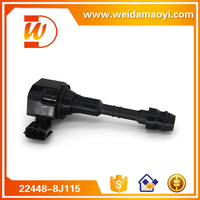 Competitive Price auto Ignition coil for Nissan TEANA 22448-8J115