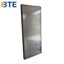 1.0mm Aluminum frame 2017 new design trade guarantee flat plate air solar collector