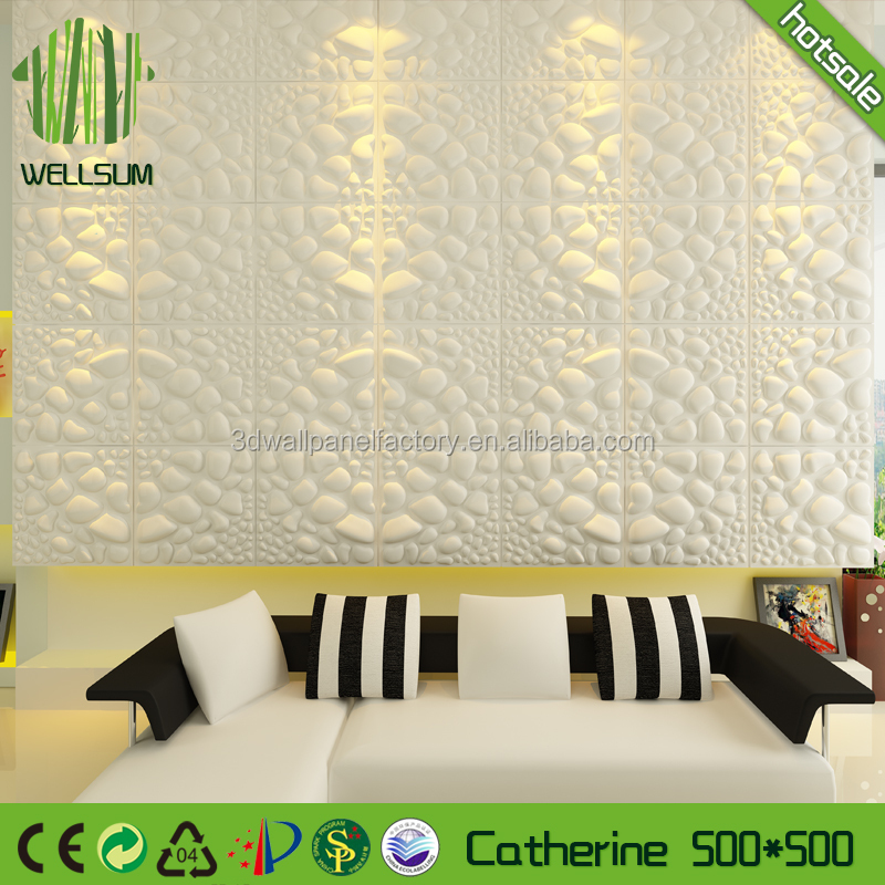wall covering,fireproof decorative 3d wall panel 3D wall paper/board