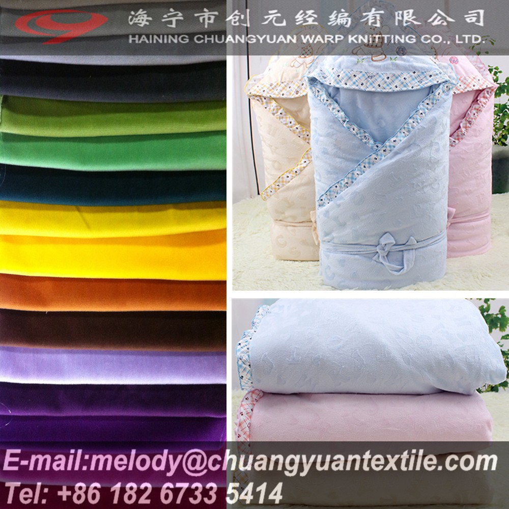 New arrival polyester spandex dress fabric for garment liner