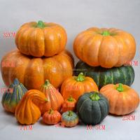 Very cheap price Autumn wholesale pumpkin large foam pumpkins ESH0007