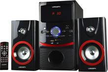 active type 2.1 subwoofer computer speakers with good quality