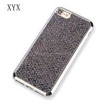 Hot selling Bling Bling TPU Case Back Cover Shine Cell Phone Case cover for samsung galaxy c5 Lady Mobile Phone Case Cover