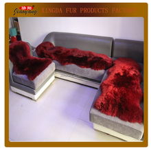 factory direct sale plush fur rug