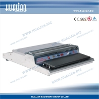 HUALIAN 2015 Semi Automatic Tray Sealer