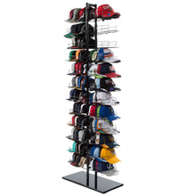 Cap and Hats Organizer Display Rack Holder Wall Stand Hanged Overdoor Baseball