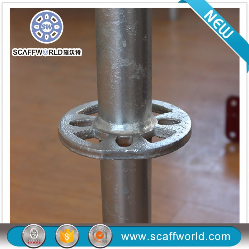 square ringlock scaffolding connector/coupling pin/spigot