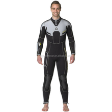 Custom make men scuba diving suit,spearfishing wetsuit,top quality rubber diving suit