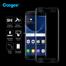 Phone Accessories 9H Temperd Glass Screen Protector for Samsung Galaxy S7