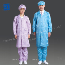 anti-static lab coat ,clean room smock manufacturer