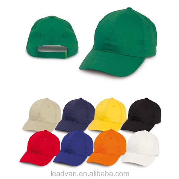 custom logo cotton blank baseball caps for sale fashion promotion cap