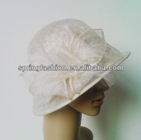 Wedding and church hat in wholesale