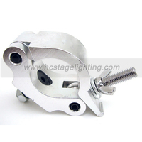 Heavy Duty Dual Swivel clamp for stage lighting use