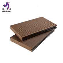 durable easy to clean wood polymer composite decking