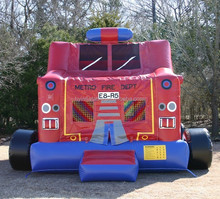 inflatable monster truck, big bounce houses for sale, inflatable monster truck bounce house
