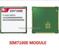 New&original SIMCOM SIM7100E 4g 3g module wireless GPS function router module