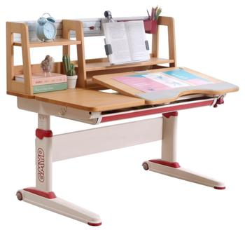 Double A beech wood Ergonomic kids Desk  Height Adjustable Wooden Learning study Table chair