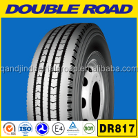 DR817 front wheel truck tyre 315/80R22.5
